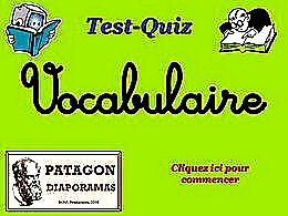 diaporama pps Quiz vocabulaire