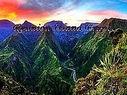 diaporama pps Réunion island France