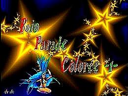 diaporama pps Rio parade colorée I