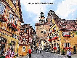 diaporama pps Rothenburg