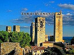 diaporama pps San Gimignano – Toscane Italie