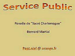 diaporama pps Service public