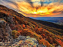 diaporama pps Shenandoah national park – USA