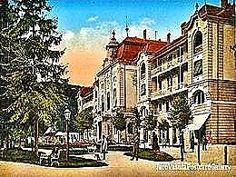 diaporama pps Slovaquie – Bardejov dans le passé et aujourd'hui