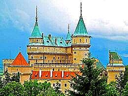 diaporama pps Slovaquie château Bojnice