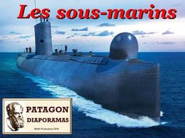 diaporama pps Sous-marins
