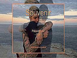 diaporama pps Souvenir