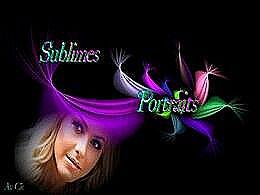 diaporama pps Sublimes portraits