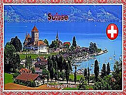 diaporama pps Suisse