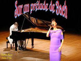 diaporama pps Sur un prélude de Bach
