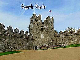diaporama pps Swords castle