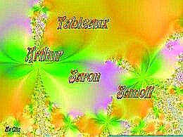 diaporama pps Tableaux Arthur Saron Samoff