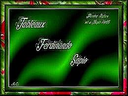diaporama pps Tableaux Ferdinando Sapio