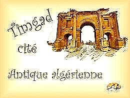diaporama pps Timgad