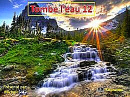 diaporama pps Tombe l'eau 12