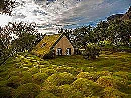 diaporama pps La magie de l'Islande en 37 photos