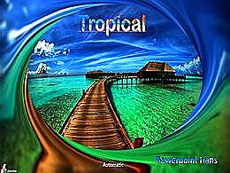 diaporama pps Tropical