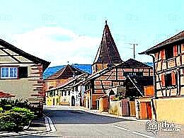 diaporama pps Un superbe village alsacien