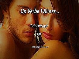diaporama pps Un verbe aimer