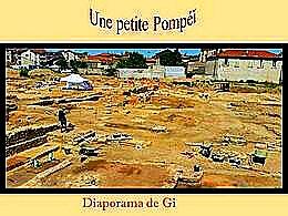 diaporama pps Une petite Pompeï