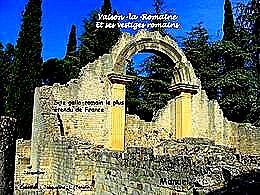 diaporama pps Vaison-la-Romaine