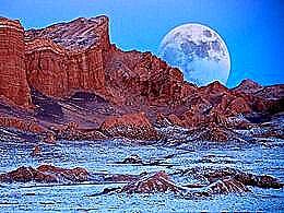 diaporama pps Valle de la Luna – Chile