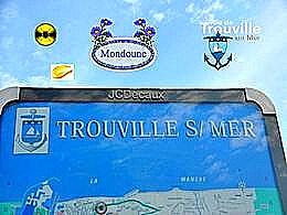 diaporama pps Ville de Trouville-sur-Mer