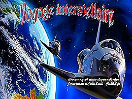 diaporama pps Voyage interstellaire