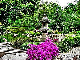 diaporama pps Wroclaw japanese garden poland