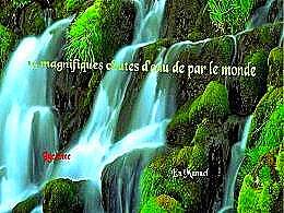 diaporama pps 15 magnifiques chutes d'eau