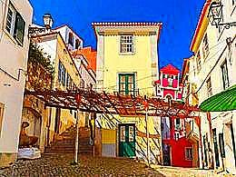 diaporama pps 20 lieux incontournables et gratuits à Lisbonne