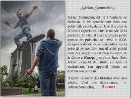 diaporama pps Adrian Sommeling- Histoires avec mes photos