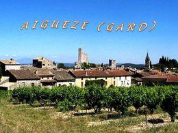 diaporama pps Aiguèze – Gard