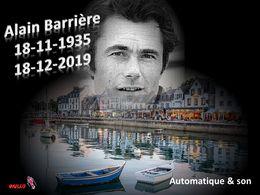 diaporama pps Alain Barrière