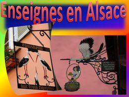 diaporama pps Alsace et ses enseignes