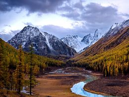 diaporama pps Altai autumn – Russia