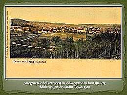 diaporama pps Anciennes cartes postales d'Aspach – Haut-Rhin