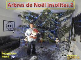 diaporama pps Arbres de Noël insolites 2