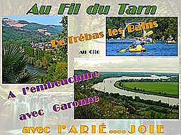 diaporama pps Au fil du Tarn 2