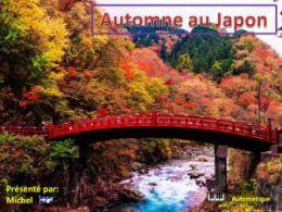 diaporama pps Automne au Japon