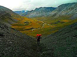 diaporama pps Aventurier qui à traverse l'Alaska