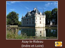 diaporama pps Azay-le-Rideau – Indre-et-Loire