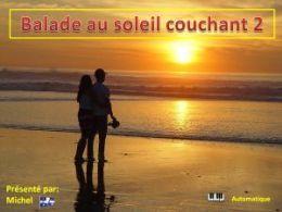 diaporama pps Balade au soleil couchant 2