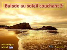 diaporama pps Balade au soleil couchant 3