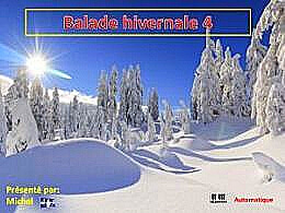diaporama pps Balade hivernale 4