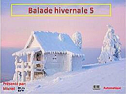 diaporama pps Balade hivernale 5