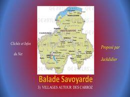diaporama pps Balade savoyarde 3 – Les villages