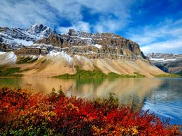diaporama pps Banff national park autumn – Canada