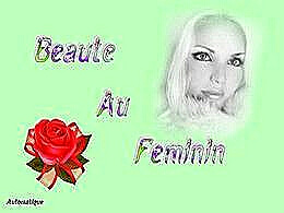 diaporama pps Beauté au féminin I