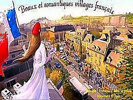 diaporama pps Beaux et romantiques villages français